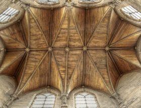 Church Chapel Church Ceiling  - pixel2013 / Pixabay